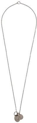 Werkstatt:Munchen cluster ring pendant necklace