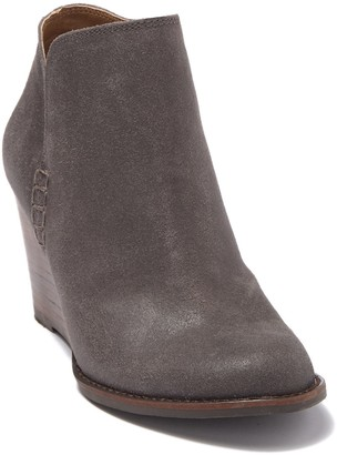 Lucky Brand Yimme Wedge Heel Boot