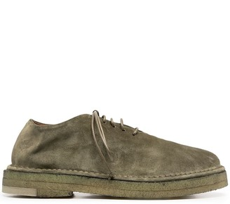 Marsèll Soft Lace-Up Leather Shoes