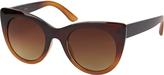 Accessorize Laura Ombre Cateye Sunglasses