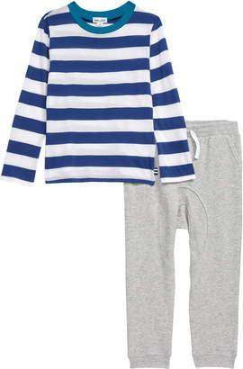 Splendid Stripe T-Shirt & Pants Set
