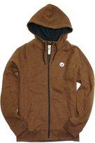 Hollister Men's Soft Fleece Full Zip Iconic Hoodie HO20