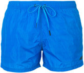 Fendi lace-up swim shorts - men - Polyamide - 50