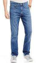 Daniel Cremieux Straight-Fit Lightweight Stretch Denim Jeans