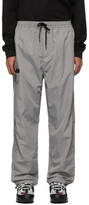 Perks And Mini Grey Action Snap Shell Lounge Pants