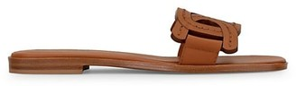 Tod's Kate Leather Slides