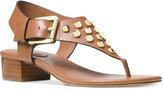 MICHAEL Michael Kors Valencia Thong Sandals