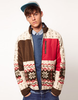 Asos Fleece Jacket
