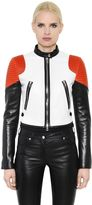 Givenchy Nappa Leather Moto Jacket