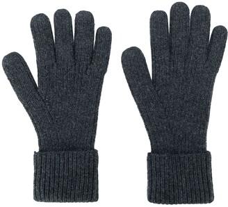 N.Peal Ribbed Gloves