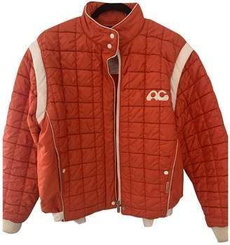 Courreges \N Orange Jacket for Women Vintage