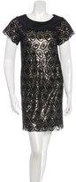 3.1 Phillip Lim Lace Sequin Dress