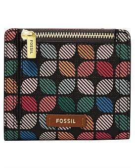 Fossil Logan Multi Small Bifold