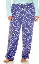 SLEEP CHIC Sleep Chic Fleece Pajama Pants