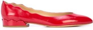 Chloé Slip-On Ballerina Shoes