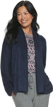 Croft & Barrow Women's Luxe Sleep Cardigan
