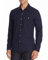 Levi's Barstow Western Night Regular Fit Snap Front Shirt