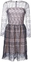 Ermanno Scervino longsleeved lace dress - women - Silk/Nylon - 46