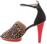 Loeffler Randall Rosie Ponyhair Sandals