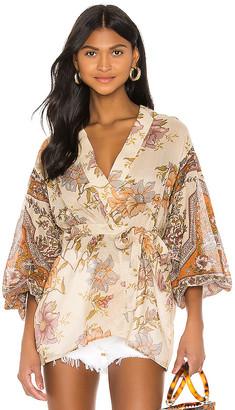 Mes Demoiselles Rocaille Kimono
