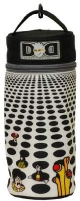 Diaper Dude YS Bottle Holder Sea of Holes Design