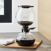 Crate & Barrel Bodum Pebo Siphon Vacuum Coffee Maker