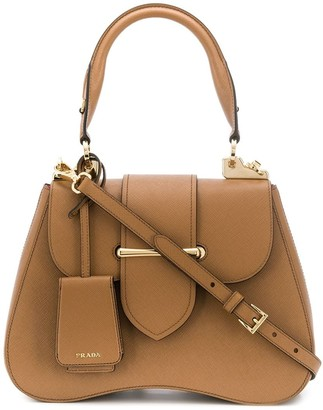 Prada large Sidonie top-handle bag