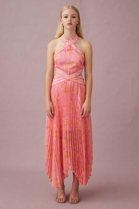 Keepsake ONE TOUCH MIDI DRESS Candy Blossom