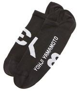 Y-3 Logo Invisible Socks