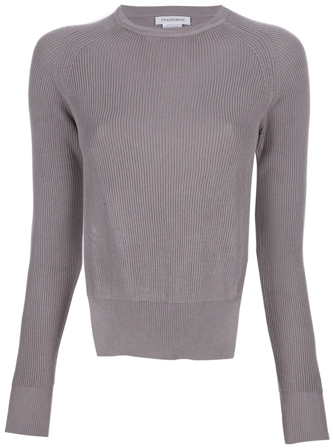J.W.Anderson ribbed sweater