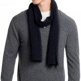 Portolano Rib-Knit Cashmere Scarf (For Men)