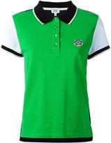 Kenzo Mini Tiger polo shirt - women - Cotton - S