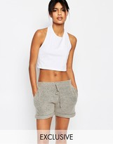 Nocozo Open Back Crop Top