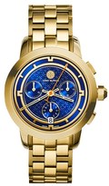 Tory Burch Women's 'Tory' Chronograph Bracelet Watch, 37Mm