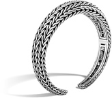 John Hardy Women's Classic Chain 12MM Graduated Kick Cuff in Sterling Silver