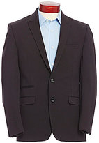 Murano Manhattan Collection Slim-Fit Bonded Knit Blazer