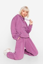 Thumbnail for your product : Nasty Gal Womens My Day One Petite Hoodie and Joggers Set