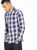 Lyle & Scott L/S Poplin Check Shirt