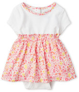 Absorba Newborn/Infant Girls) Floral Bodysuit Dress