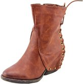 Two Lips Temper Women US 6 Brown Ankle Boot