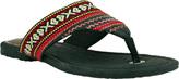 The Sak Women's Shana Stitch Thong Sandal