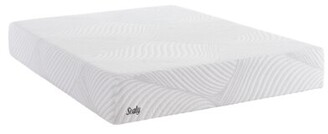 "Sealy Conform Essentials 11.5"" Plush Memory Foam Mattress and Box Spring Mattress Size: Twin, Box Spring Height: Standard Profile (9"")"