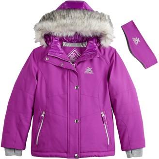 ZeroXposur Girls 7-16 Snowboard Jacket