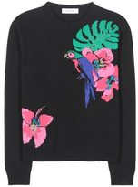Valentino Knitted cashmere sweater