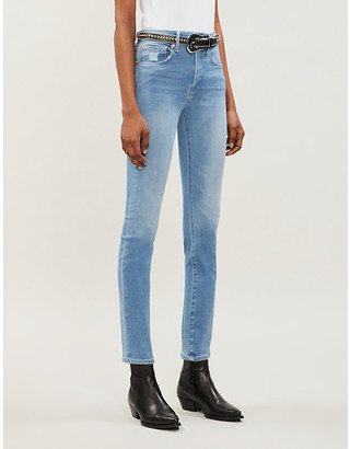Good American Good Legs stretch-denim jeans