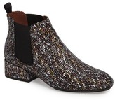 Hispanitas Women's Ellys Patterned Chelsea Bootie