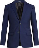 Alexander McQueen Single-breasted wool blazer