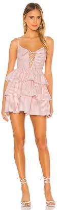 Lovers + Friends Isabeli Mini Dress