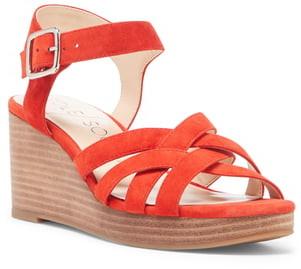 Sole Society Cattah Wedge Sandal