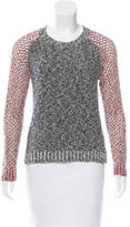Rag & Bone Knit Scoop Neck Sweater